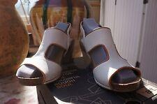 ART I FEEL, sandales femme, blanc (BONE-CARAMEL), 41 EU