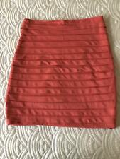 KOOKAI Bandage style fitted mini skirt size 2