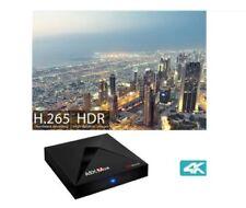 Black Quad Core 32GB Internet TV & Media Streamers