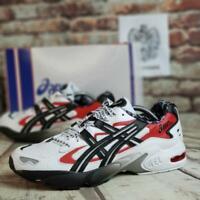 Asics Gel-Kayano 5 OG Men Shoes Sneakers 1021A182-100 White Black Size 10 NIB