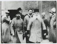 Russie, Révolution Russe de 1917. Arrestations  Vintage silver print. Tirage pos