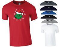 Grinch Christmas T Shirt The Grinch Movie Humbug Xmas Gift Kids Children Tee Top