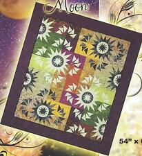 Harvest Moon foundation paper piecing quilt pattern by Judy Niemeyer