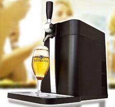 ZapfProfi Bier Zapfanlage mit 10 x CO2-Patrone und Metallarmatur