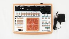 Roland D2 Groovebox Sequencer/Synth/Drum Machine W/POWER CORD *VERY GOOD*