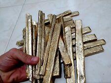 250g Barren, Pc-Gold, Schmelzgold, Pc-Schrott, Pc-Goldbarren Goldschrott