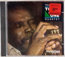 THAD JONES QUARTET: Three and One SEALED SteepleChase Jazz CD New