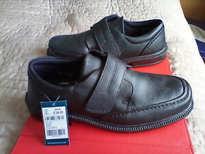 Pavers mens strap shoes size 8 NEW WITH TAGS
