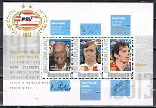 2012 Vel 2751-D-40 100 jaar PSV vel 1 met Philips, Van der Kuijlen en Cocu