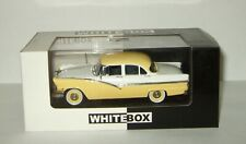 1:43 Whitebox IXO Ford Fairlane 1956 limousine