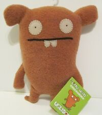 "RARE! Little Uglys ""CHUCKANUKA"" Brown 7"" UGLYDOLL! A Must Have! RETIRED! Gift!"