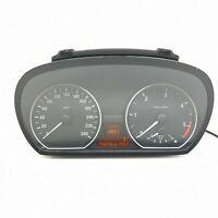 BMW 1 Série E87 Km/H Compteur de Vitesse Instrument Cluster Speedo 9166821