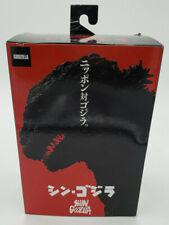NECA Reel Toys Shin Godzilla Figure New Head is Off Figure in Package