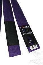 Hyperfly Basic BJJ Belt IBJJF Ranked JiuJitsu Belt Jiu Jitsu Belt A0 A1 A2 A3 A4