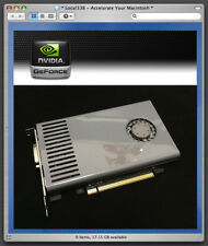 Genuine Apple GT120 512mb Graphics Video Card For Mac Pro 3,1-5,1 *Xserve 08/09