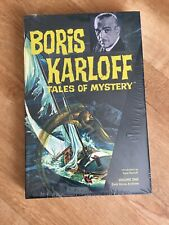 Botis Karloff Tales Of Mystery Archives Volume 1 OOP RARE SEALED Hardcover
