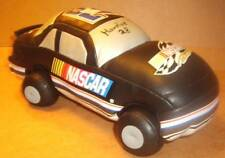 "Vintage NASCAR 10"" Stuffed Toy Car 1995 NASCAR ""HAVOLINE 28 - Dale Jarrett"""