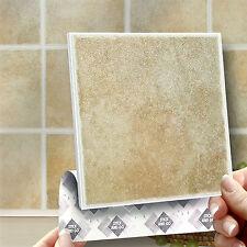 8 Florentino Piedra pegar en la pared Azulejo Pegatinas transferencias para cocinas de baño
