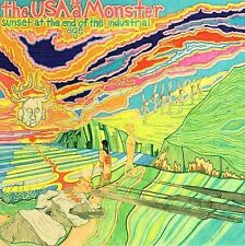 FREE US SHIP. on ANY 3+ CDs! NEW CD Usa Is a Monster: Sunset at Theend of the In