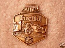 Euclid Scraper/Dump Truck Watch Fob Eu-9A,9B,9C