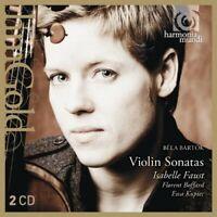 Isabelle Faust - Violin Sonatas [New CD]