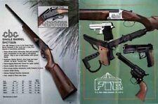 FIE Corp c1985 Gun Catalog