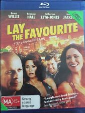 Lay The Favourite (Blu-ray, 2013) Bruce Willis, Catherine Zeta-Jones - Free Post