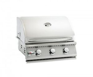 """SUMMERSET SIZZLER 26"""" SS BUILT-IN NATURAL GAS GRILL MODEL#SIZ26 N"""