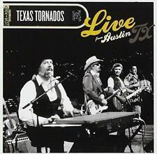 Texas Tornados - Live From Austin Tx (NEW CD+DVD)