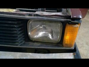 Headlight Square Fits 79-84 RABBIT Driver Side