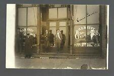 Cerro Gordo ILLINOIS RP 1912 GENERAL STORE H.D. Beery nr Decatur Champaign