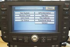 2004-2006 Acura TL OEM Factory Screen Info Display Navigation P/N: 39050-SEP-A4