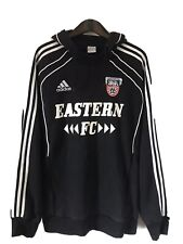 Eastern FC Adidas MLS Football Shirt Soccer Jersey Large L Tracksuit Top Hoodie