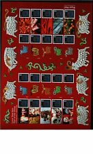 LS91 LUNEAR YEAR OF THE SHEEP 2014  GENERIC SMILERS FULL  SHEET