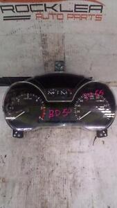 MAZDA BT50 INSTRUMENT CLUSTER
