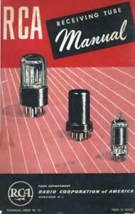 RCA Receiving Tube Technical Series RC-15 - 1947