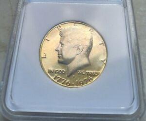 Rare AMERICA USA 🔷 UNC PROOF 🔷 50 CENTS 1976 S silver clad