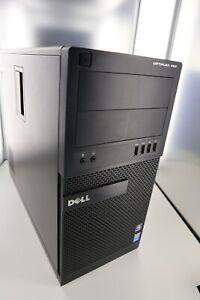 PC Dell Optiplex XE-2 Core i5 8Go ram SSD 240Go HDD 2To W10