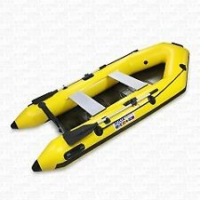 Gommone Tender 2,80 m. Aquaparx RIB280 con remi, sacca, pompa, kit riparazione