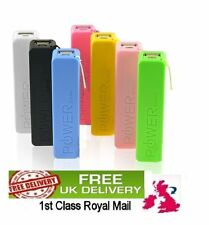 Power Bank Charger For External Portable USB Mobile iPhone Samsung HTC 1200mAh