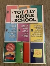 New ListingTotally Middle School Tales of Friends Family and Fitting in Book Betsy Groban