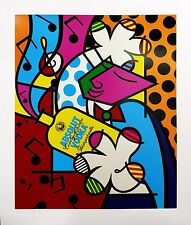 "ROMERO BRITTO ""ABSOLUT BRITTO II"" 1993 