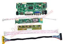 HDMI+DVI+VGA LCD Controller Board for 1280X800 LP154W01-TLA1 LP154W01 TL A1 @USA