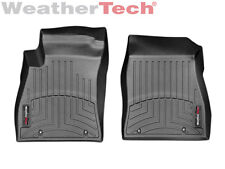 WeatherTech Floor Mats FloorLiner for Nissan Sentra - 2014-2018 - 1st Row- Black