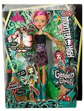 MONSTER High giardino Ghouls treesa thornwillow doll