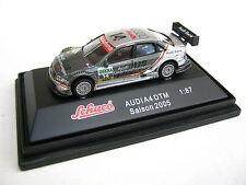 AUDI a4 Christian ABT DTM 2005 Schuco 25131 Sport Team Joest Racing h0 1/87 OVP