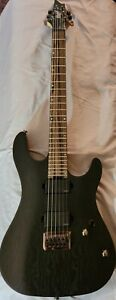 Cort KX500EBK Etched Electric Guitar Fishman Fluence Pickups FREE SHIPPING