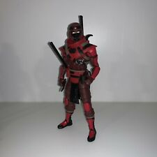 2020 GI Joe Classifieds Wave 2 Red Ninja