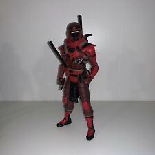 2020 GI Joe Classifieds Wave 2 Red Ninja