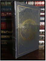 The Moon Is A Harsh Mistress by Robert Heinlein New Sealed Easton Press Leather